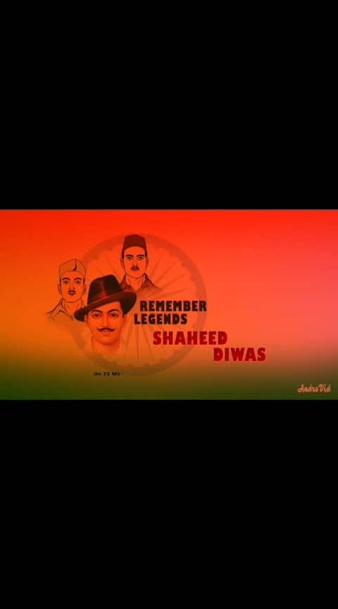 23rd march#shaheeddiwas