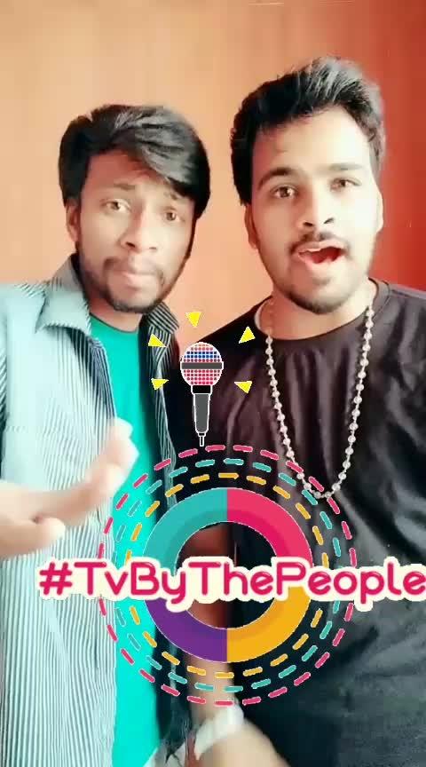 #tvbythepeople #roposo