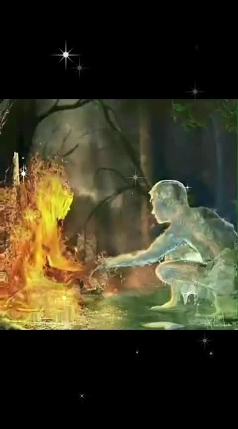 Fire and water friendship #best-friend