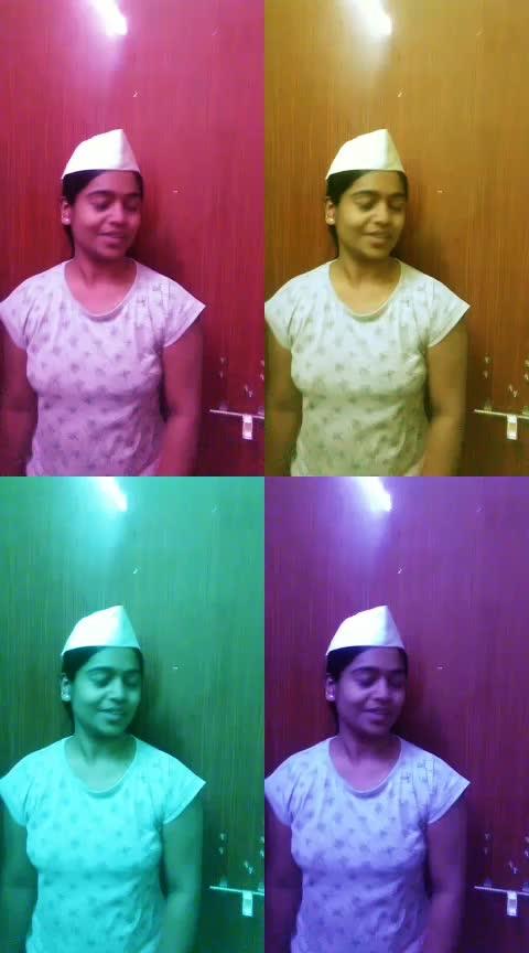 Aalat ka? 😀😁😂 #roposofun #roposomarathi #comedy #funny @roposocontests @nilimamarathi