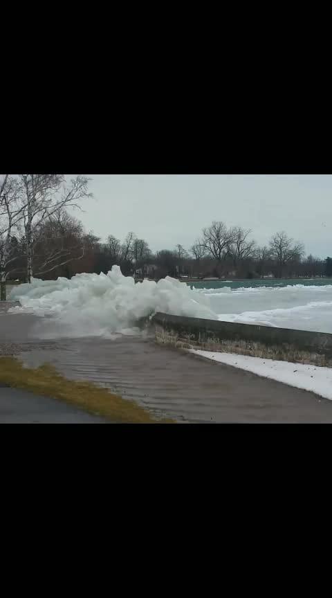 """NICE WAVES OF """"ICE""""!!!"""