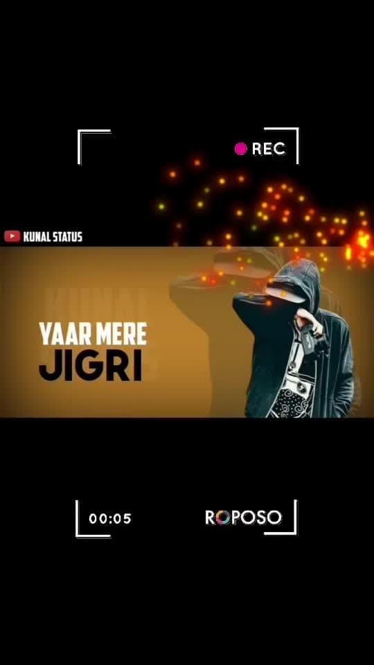 Khaas yaar #yaar #yaar #pyar-love #roposocamera