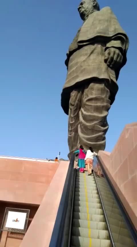 Statue of Unity! #roposocaptured #statueofliberty #capturedchannel
