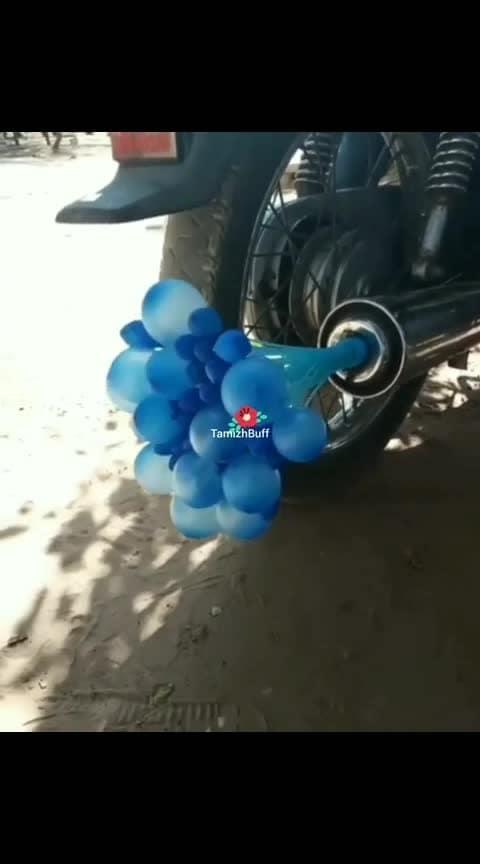 #balloons #roposo-magic #dubsmash #tiktokindia #statusking