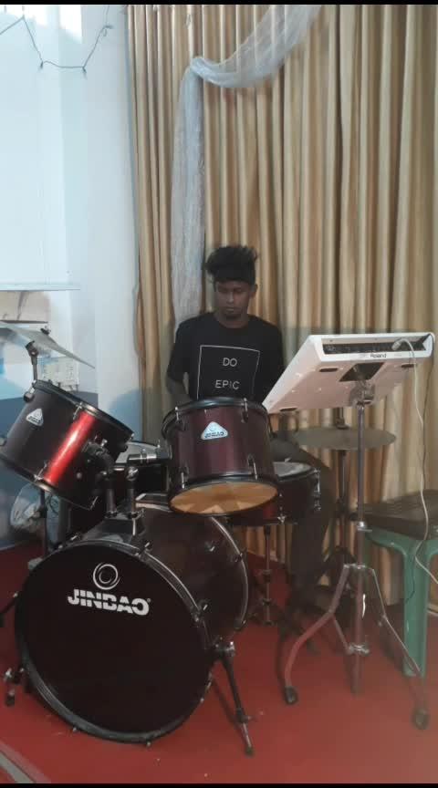 #kuthu #my musical life #musiclove #vidyavoxsings #roposo #roposo-music