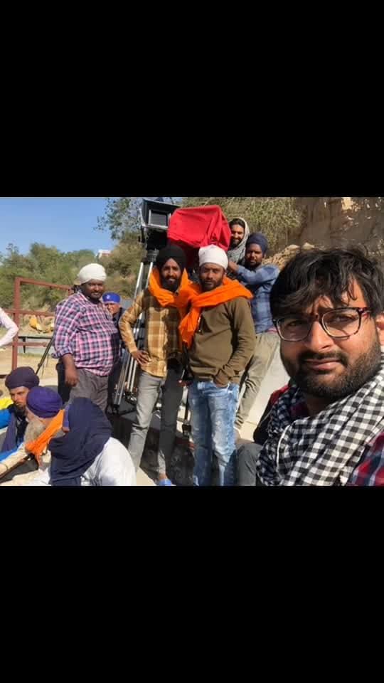 #hindi #movie #shoot #director #abhishekji #dop #vinod #assistantdopvarunsharma #camera #sachinsharma #kolors #prosatnamsingh #anadpursahib #lineproducer #amritymunanagar  @ PB-16 Anandpur Sahib #dopvarunsharma  @ Takht Shri Keshghar Anandpur Sahib @ajaydevgan