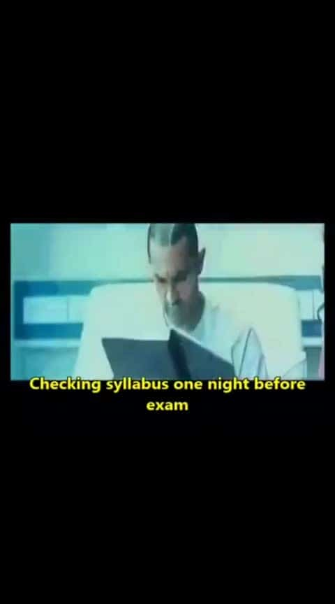 #exam-funny #reation-between-student-and-sleeping