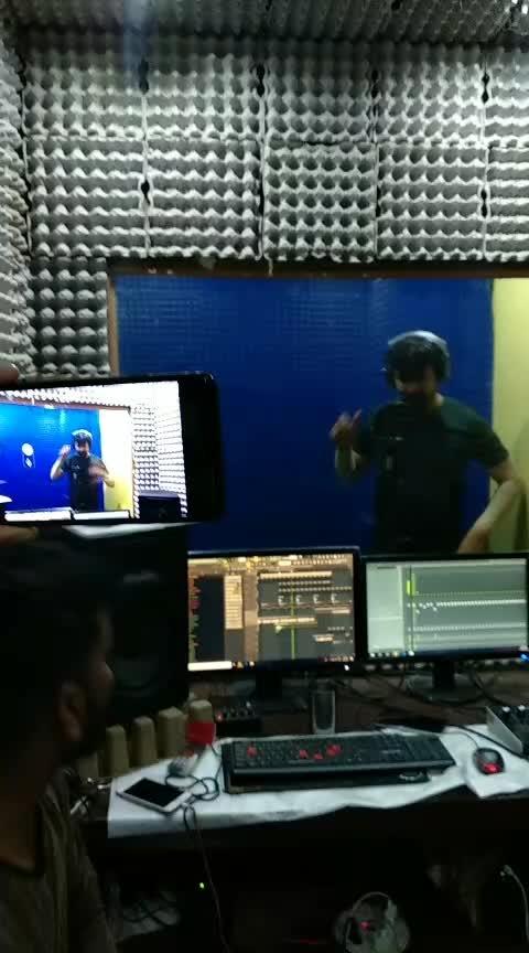 #ropososinging #raper #studio #youtuber #gaadi #song