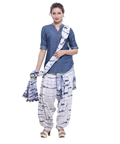 Rama Jublee Women Cotton #Patiala with #Dupatta @ Rs.549. Buy Now at http://bit.ly/2TSZj0o