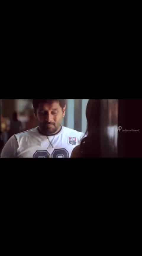 #vikram #thirisha  #lovemoments #tamilmovies #heart-touching #heart #roposo-heart__touching__song