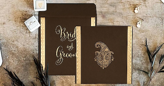 Exclusive collection of Indian wedding invitations at best prices up to 25% off! Browse & buy your invitation with the biggest savings. Shop This Card: https://www.123weddingcards.com/card-detail/IN-8231D  #Indianweddinginvitationdesign #uniqueIndianweddinginvitations #modernIndianweddinginvitations  #weddinginvitations #offers #Discounts #Springoffers