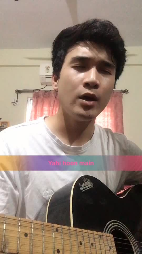 ❤️❤️Yahi hoon main - Ayushmann Khurrana❤️❤️ Cover #roposostar #ayushmannkhurrana #yahinhoonmain #hindisong #bollywoodsong #roposodaily #roposomusic #singer #risingstar #roposotrends #hindisong #cover #songcover #hot #northeast #musician #roposorisingstar