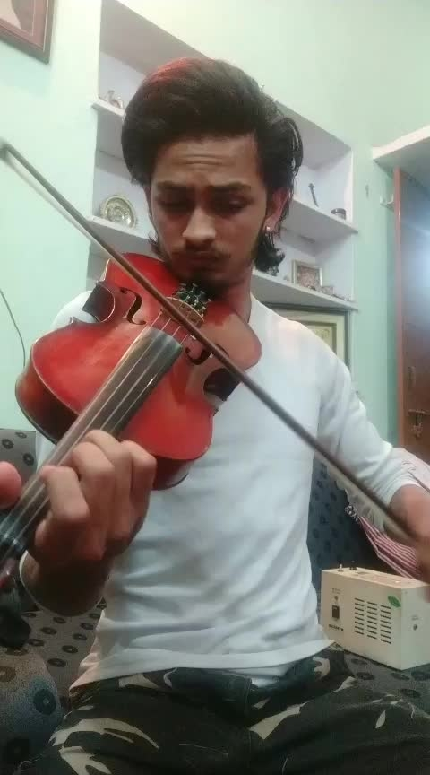 #dhimthana #Takshak song #violin cover #classicalmusic