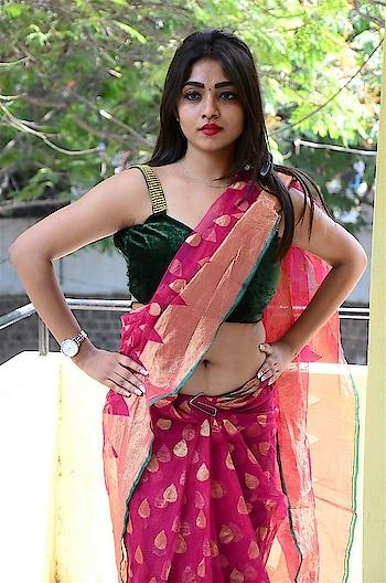 Nandini hot stills at KS 100 Movie Audio Launch https://www.southindianactress.co.in/telugu-actress/nandini-hot-stills-ks-100-audio-launch/  #nandini #southindianactress #tollywood #teluguactress #indianactress #indiangirl #indianmodel #hotgirl #hotactress #southactress #navel #actressnavel #southactressnavel #saree #sareenavel #hotsaree #pinksaree #cleavage #hot