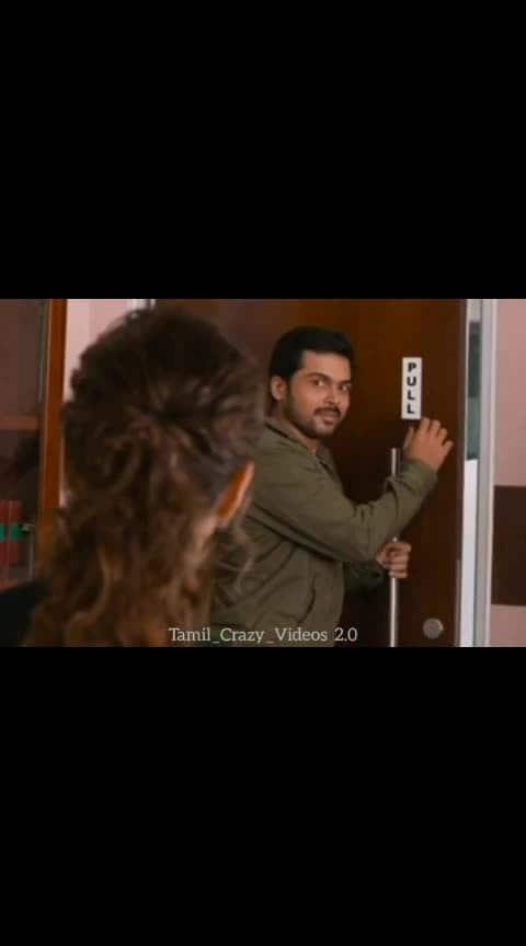 #karthi #tammanah  #haha-tv #roposo-haha