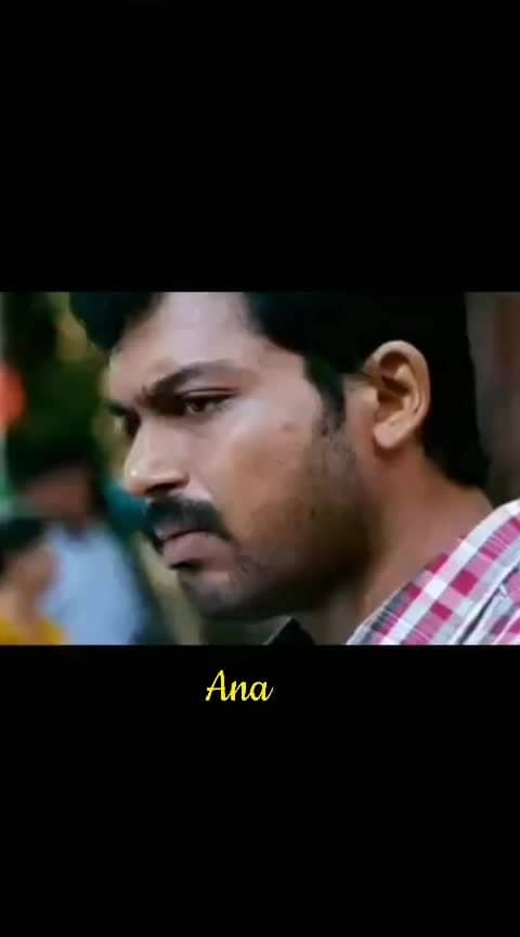 #ana  #karthi  #value-of-life  #live-a-meaningful-life #middleclass-boys-life