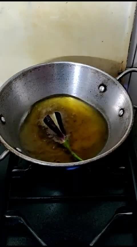 Kashmir style aloo bringal curry