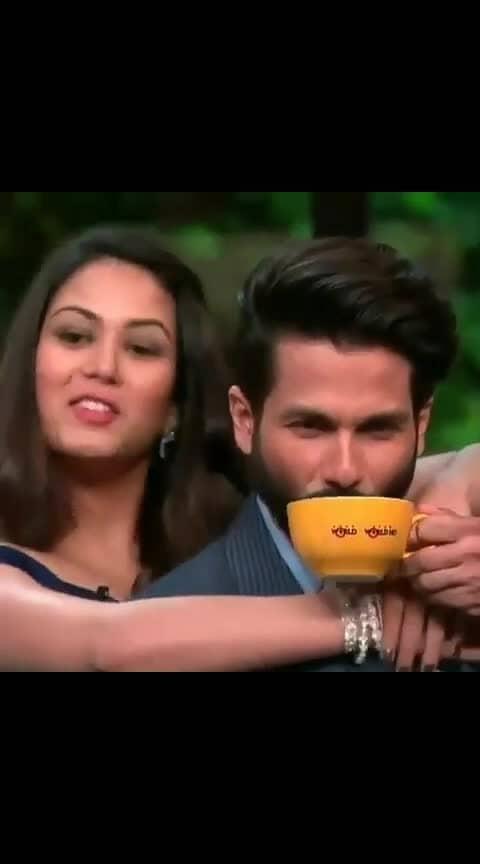#coffewithkaran #shaidkapoor #mirakapoor #lovebirds