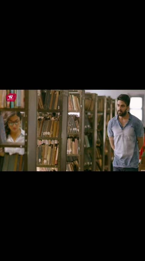 #chalo# movie proposal scene
