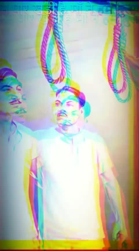 🌹🍀🌹🍀🍂 #bhagat_singh #sukhdev #rajguru 🌹🍀🌹🍀🍂