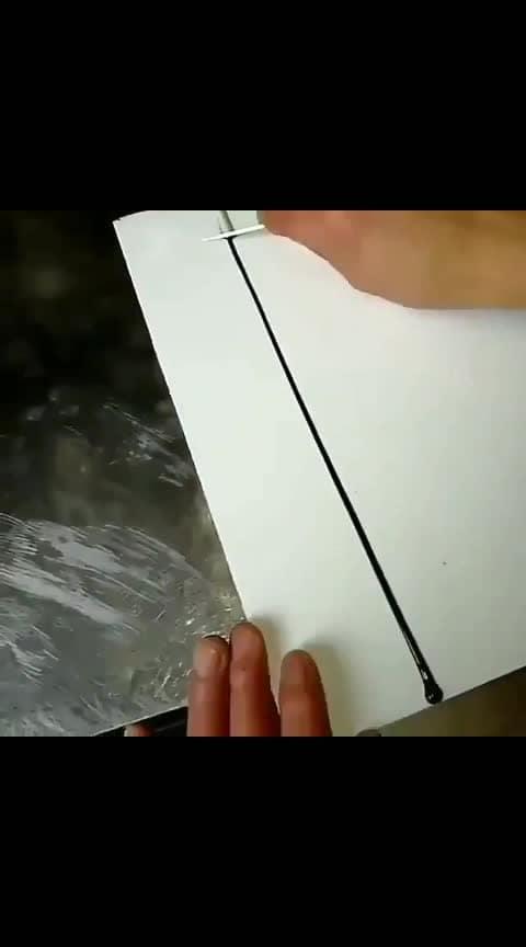 #knife #drawings #amazingvideo #unseenpost