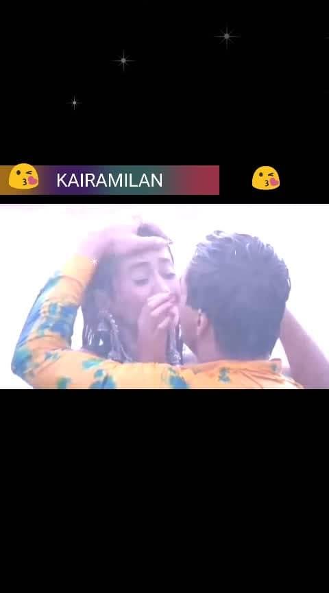 #kairamilan  #kairalove  #bestlover  #roposo-cute  #everloving  #shivinforever #yrkkh  #kaira  😘😘😘😘