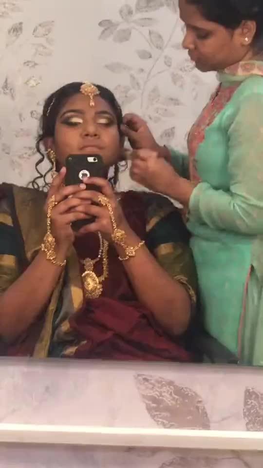#bridalmakeup #shoot #roposostar #bengali