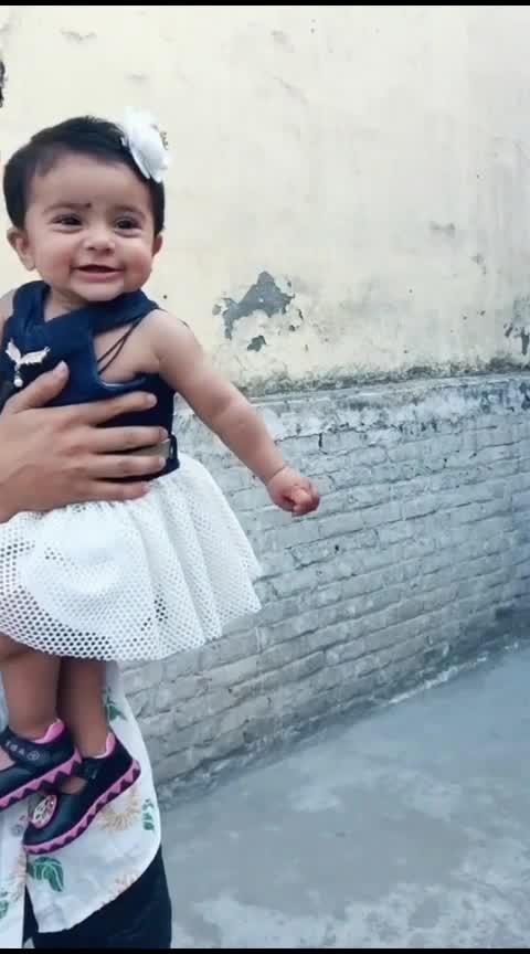 #babylove #cute #baby #mehbooba #bollywoodsong #gujjukisena