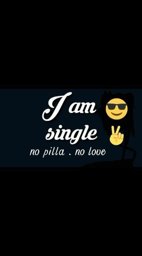 #Single...is...royal..😎🔥 #single-status  #singleboy  #missingsomeone
