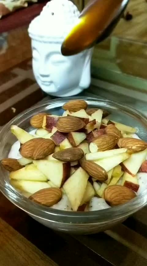 Having healthy cannot be that bad you see.  The Buddha is reminder so I maintain peace and don't end up killing someone.  #roposo-food #fooding #food #ropo-foodie #foodblog #foodblogger #healthychoices #healthy #roposohealth