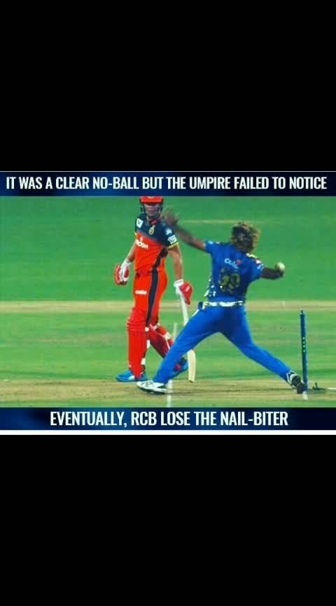 #Bad umpire...