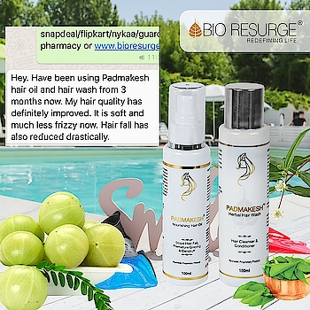 Happy happy clients, happy happy us 🕺💃🏼💃🏼 Bio Resurge provides Ayurvedic and effective solutions for all Skin, Hair & Health concerns.  Shop Now on : www.bioresurge.in | Amazon, Snapdeal, Flipkart, 1mg, Nykaa, Guardian pharmacy, Paytm, eBay. #ayurveda #beauty #nature #natural #skin #hair #care #feedback #follow #review #motivation #love #followme #bioresurge #effectivecare