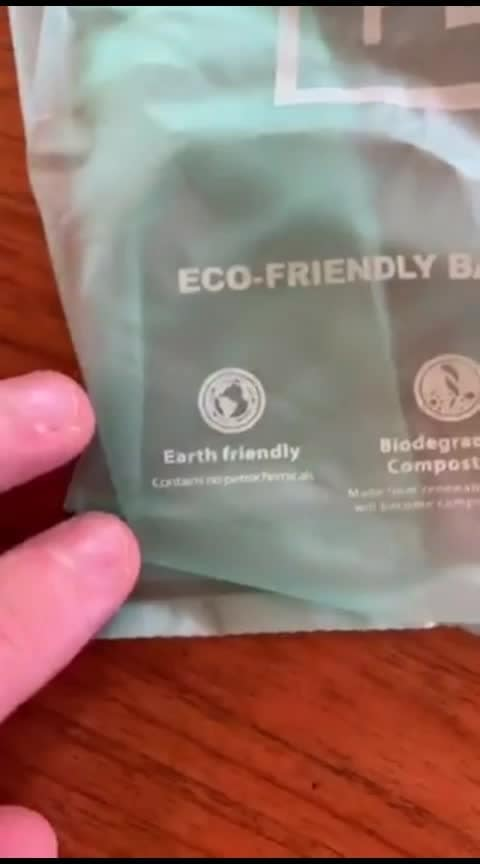 #ecofriendly #plasticfree #say-no-to-plastics