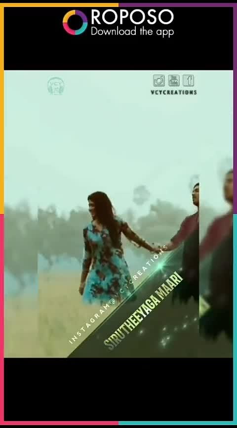 #enainokipayumthotamovie #enainokipayumthota #visirisong #visiri #meghaakash #dhanush