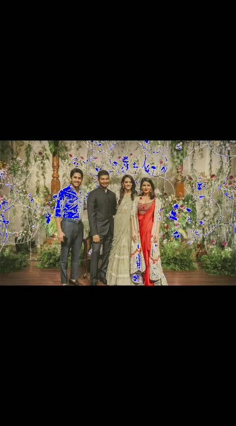 Celebs at Venkatesh's daughter's wedding reception