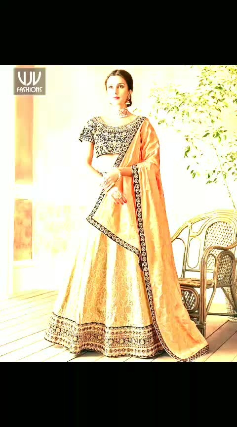 Buy Now @ http://bit.ly/VJV-NITA7816  Fab Cream Jacquard Silk Designer Lehenga Choli  Fabric- Jacquard, Silk  Product No 👉 VJV-NITA7816  @ www.vjvfashions.com  #chaniyacholi  #ghagracholi  #indianwear  #indianwedding #fashion #fashion  #trende  #cultures  #indian  #womenwear  #weddingwear #ethnics #clothes #clothing #indian #beautiful #lehengasaree  #lehengadesigns  #indiansaree  #vjvfashions  #bridalwear #bridal #indiandesigner #styles  #stylish #bollywood #kollywood #celebration  #outfits #lehenga