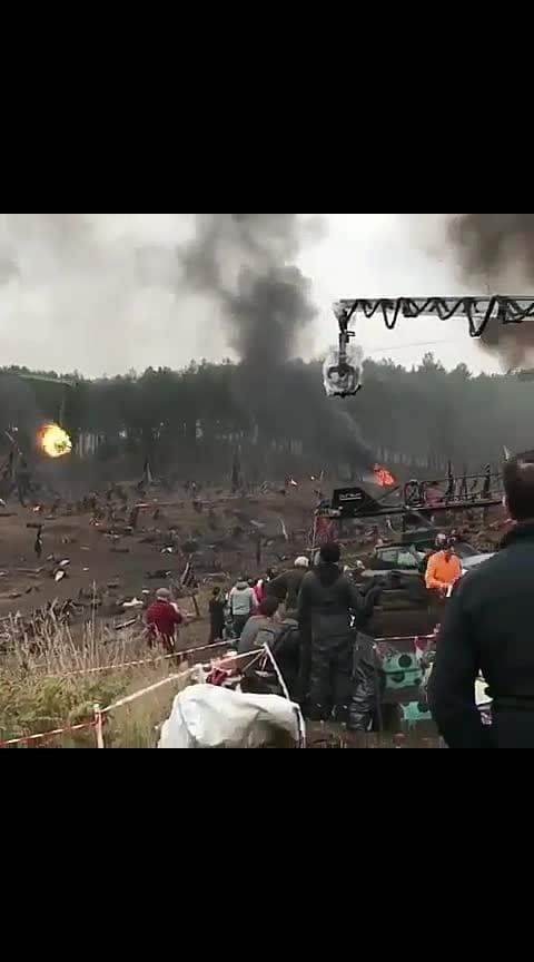 Behind the scenes in shooting#movietime