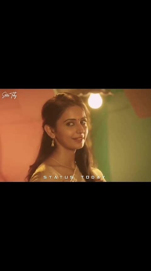 #kaki #kalibali #love-song #rakul #karthik