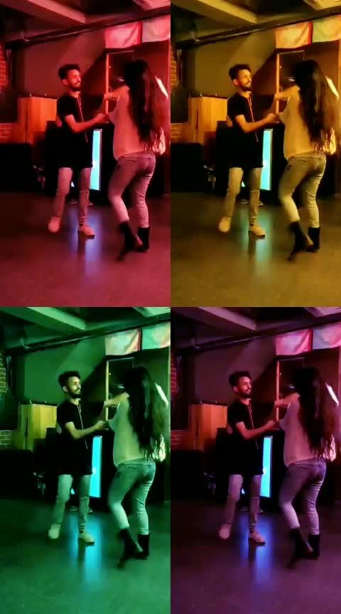 Bachata with Girish #aakritigautam #bellydancer #latindancer #bachata #salsa #danceforlife