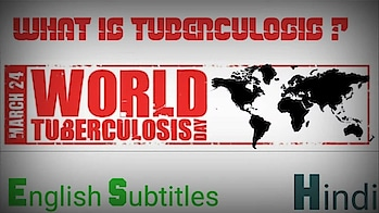 World Tuberculosis Day in hindi | What is tuberculosis? | What is TB in hindi | English subtitles #day #daily #ropo-daily #facts #fact #factoryoutlet #factoftheday #knowledge #hindi #roposo-hindi #love-hindi #tb #dailyfacts #knowledge #information #indian #-india