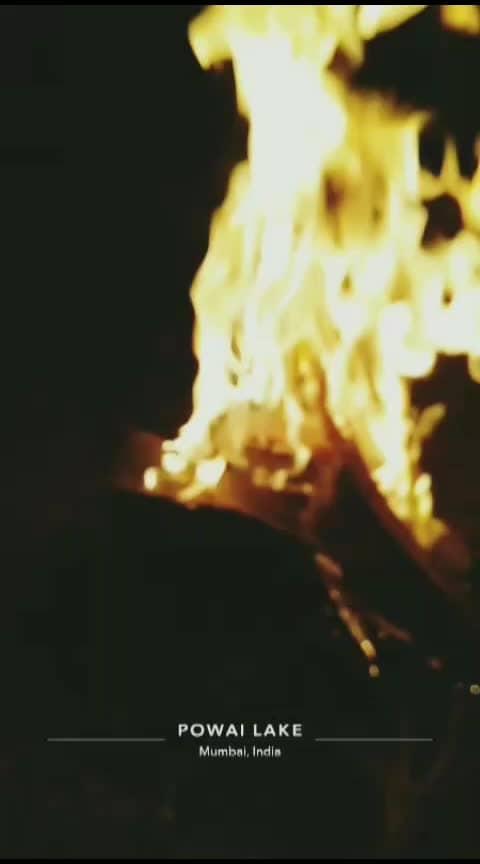 Fire 🔥 #fireflies #fire #roposo #nightout #follow #following #followall