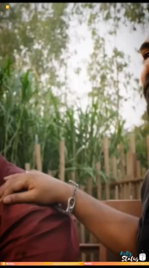 #மாமன் பொண்ணு இருக்கையில் மாடர்ன் பொண்ணு எதுக்கு... #simbu  #megha  #vantharajavathaanvaruven  #lovesong  #cutebaby