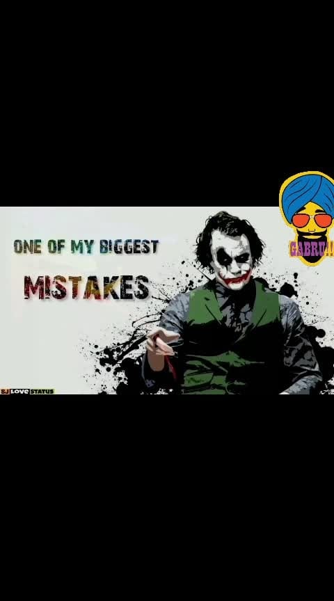#positive-attitude #jokar #dailogs #boysattitude #nevergiveup