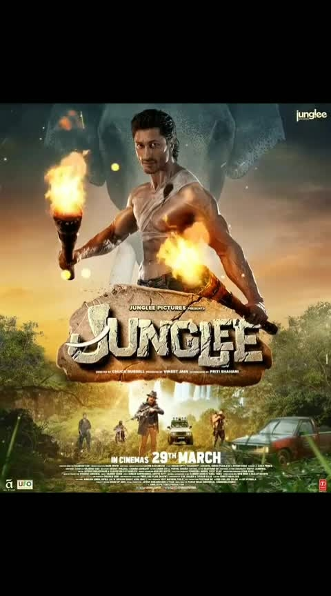 #junglee #movie #vidyutjammwal #poojasawant #bollywood #martialarts #fitnessmotivation