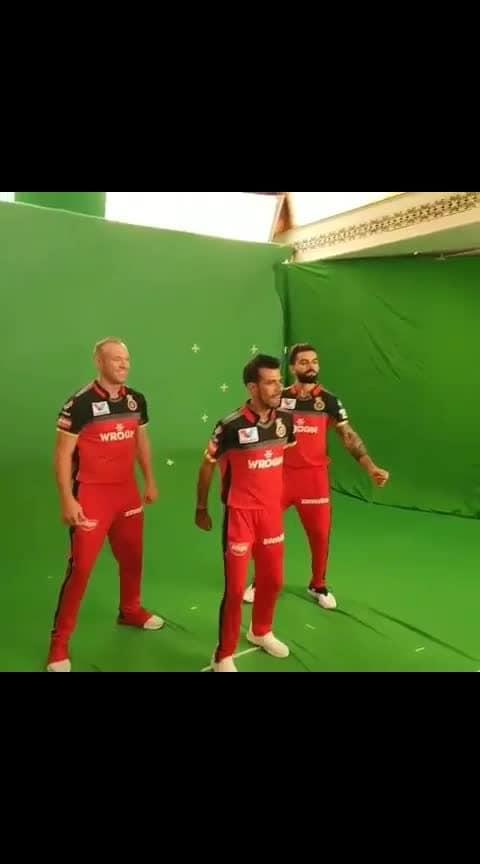 RCB Shoot 😂😂 #viratkohli#love#sureshraina#cricketer#cricket#cricketfever#ipl#cricketlover#cricketlovers#cricketers#cricketmatch#cricketbat#cricketaustralia#cricketlove#yuvrajsingh#cricketwireless#cricketworldcup#cricketmerijan#ipl2019#cricketfans#cricketclub#cricketforlife#cricketground#indiancricketteam#rohitsharma#rohitsharma45#hitman #ipl2019