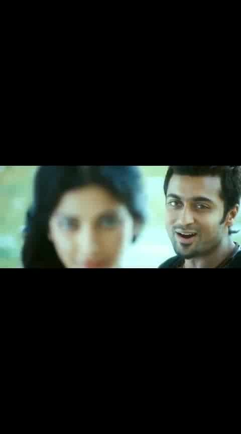 #7thsense #surya #sruthihassan #lovebirds #whatsapp_status