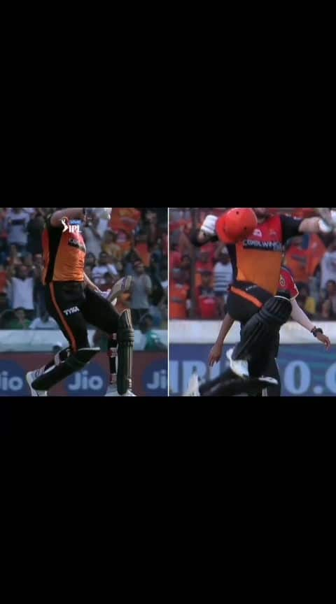 #100 #100 two  #ipl2019 #iplupdate The better celebration to a 💯? #vivoipl