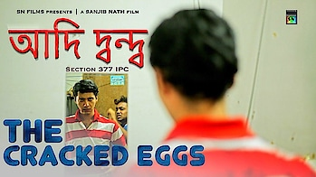 "Today, 31st March, is International #transdayofvisibility. Raising awareness of #discrimination faced by #transgender people by our short film ""আদি দ্বন্দ্ব : The Cracked Eggs"". https://www.snfilms.in/movie-aadi-dwandwo-the-cracked-eggs https://youtu.be/9EO1Bd93Q2Y #Director Sanjib Nath #Music Mrityunjoy Mukherjee #DOP Suresh Kerketta #Actors Debprosad Sardar, Tutan Purkait, Madhumita Kabya, Sabyasachi Roy, Yogobit Jeet Chatterjee"