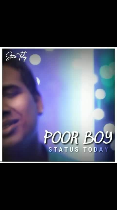 #poorboy #