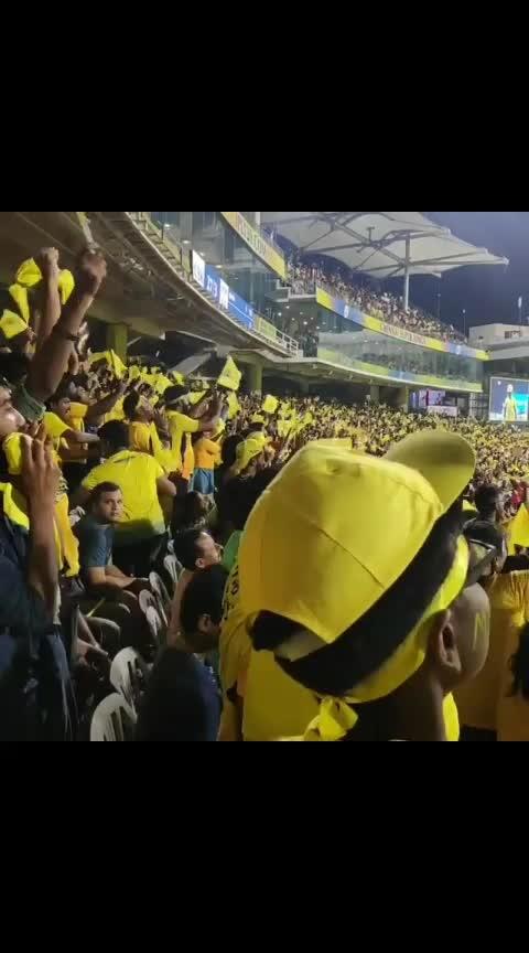 yesterday match #dhoni last over #fans Celebration #csk #chennaisuperkings #ipl2019 #whatsappstatus #30secvideostatus #iplupdate